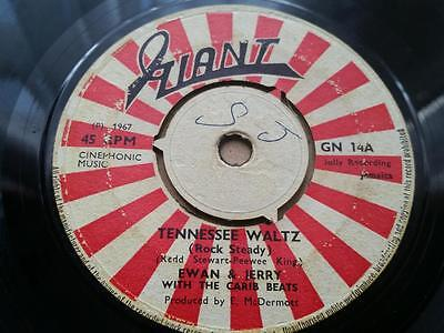 "7"" EWAN & JERRY You've Got Something 45 Giant GN 14 UK 1967  Top Rocksteady"