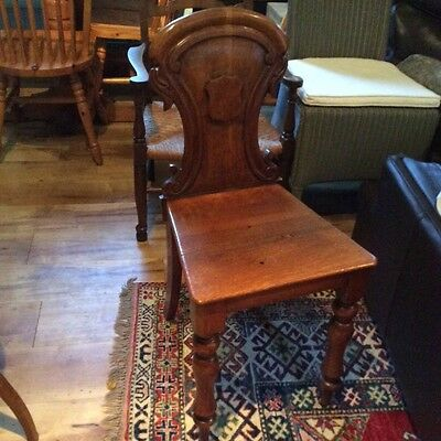 Very unusual wooden chair