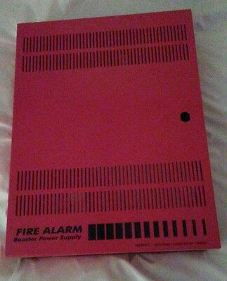 Fire Alarm Aux Booster Power Supply Edwards BPS10A