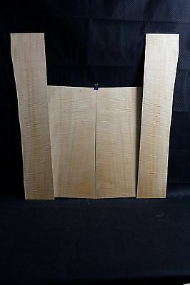 Curly Sycamore AcousticGuitar Back & sides Tonewood Luthier