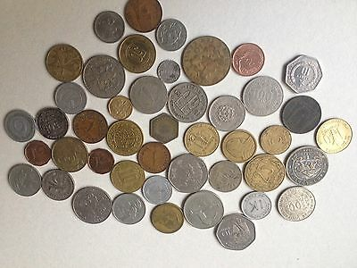 African Coins Lot