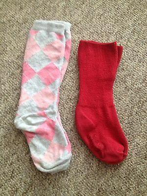 Gap And H&M Socks 2-3 Two Pairs