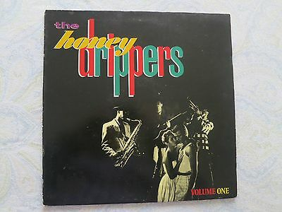 """The Honeydrippers (Plant/page/beck): """"Volume One"""" 1984 Vinyl 10"""" Ep Excellent!"""