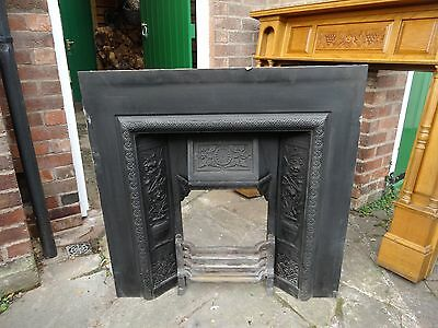 Cast Iron Fireplace and grate, Acquisitions of London, The Alexandra