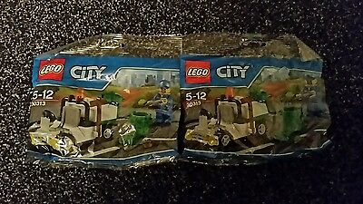 Lego City Truck and Mini Figure ideal Christmas stocking filler