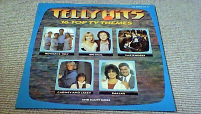 Telly Hits Bbc Lp 1985 The Tripods Cagney And Lacey Miss Marple Whicker's World