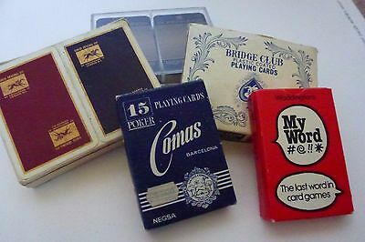 Vintage Selection  Playing Cards