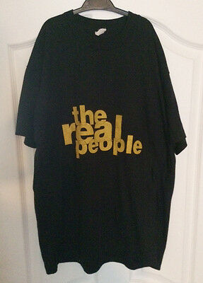 The Real People T-shirt L
