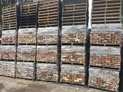 Recycled Bricks Price Per Brick. Delivery Available. Paving / Feature Wall Grade