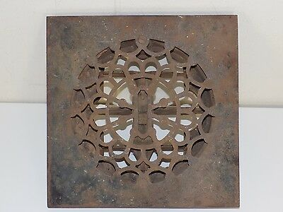 Vintage Cast Iron Vent Grate Register