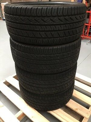 245 35 20r 95w Kumho Tyres X 4 As New