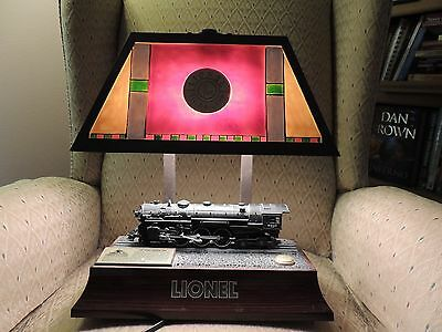 Official Lionel Hudson 700E Motion Lamp with lights and Sound - NICE