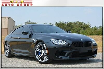 2015 BMW M6 Gran Coupe Competition Package 2015 M6 Gran Coupe Competition Pkg New In Every Way Wholesale MSRP $134,850.00