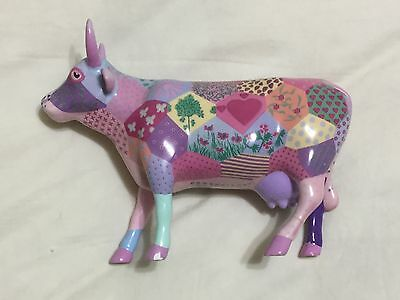 Patchwork Cow Parade, Excellent Used Condition