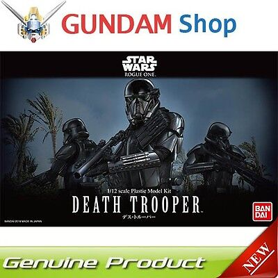 BANDAI Star Wars 1/12 Death Trooper No. 209052 JAPAN