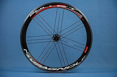 Campagnolo Bullet Ultra CX 50mm Carbon Road Rear Clincher Wheel 700c Shimano Hub