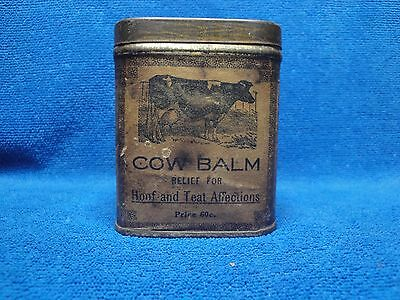 Veterinary Medicine, Cow Balm, Relief for Hoof and Teat Affections