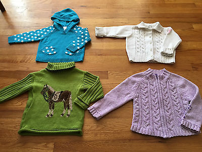 Girls clothing lot size 2t Toddler fall and winter clothes