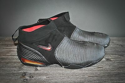 Scottie Pippen Game Worn Sample NIke Air Pippen 5s (Air Morphs) - One-of-a-Kind!