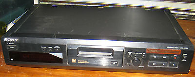 Sony MDS-JE330 Mini Disc Player Recorder Tested no Remote home audio stereo