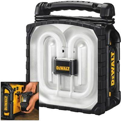 DeWALT DC020 18V Cordless/Corded Fluorescent Light Worklight Tool