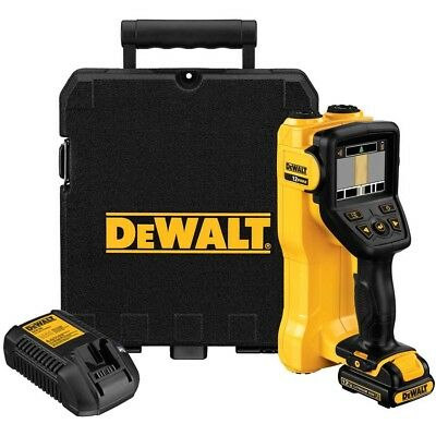 "DeWALT DCT419S1 12 Volt MAX Hand Held Wall Scanner with 3.5"" Color LCD Display"