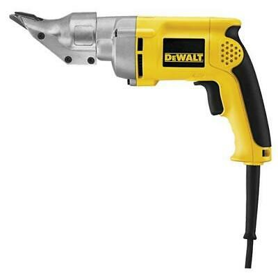 DeWALT DW890 18 Gauge Heavy-Duty Swivel Head Sheet Metal Shear - Electric