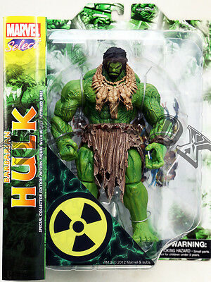 BARBARIAN HULK Special Collector Edition Action Figure Marvel Select