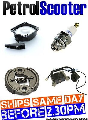 Multi Tool Plug Ignition Coil Clutch Pull Start Strimmer Hedgecutter BrushCutter