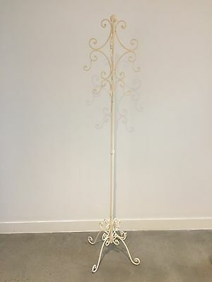 Ornate Metal Hat Stand