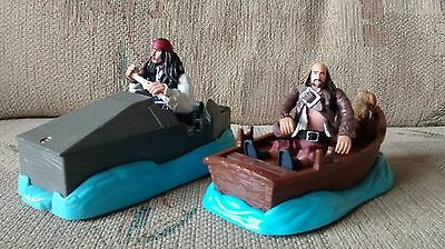 pirates of the caribbean boats