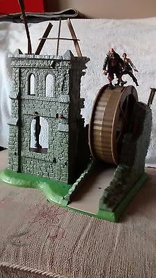 pirates of the caribbean water wheel playset