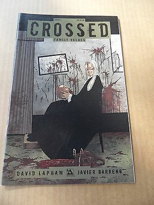 Crossed : Family Values 3.  Avatar  Press 2010 - VF / NM