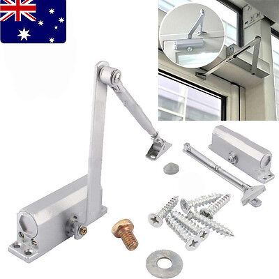 Adjustable 25-45KG Overhead  Left or Right Hand Door Closer For Home/Office