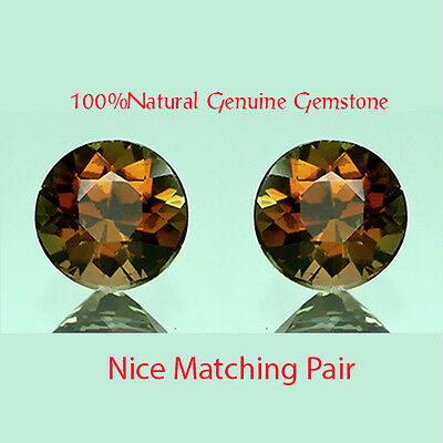 0.45Ct World Class Gem - Amazing Multi Color Sparkling Natural ANDALUSITE LH012