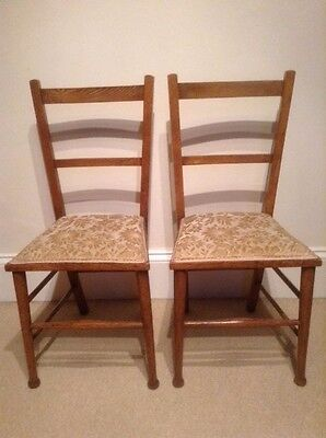 Vintage Elizabethan Style Chairs