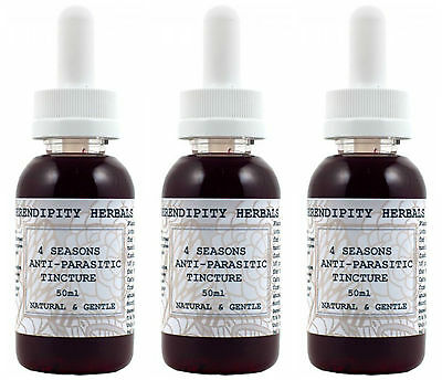 4 Seasons Intestinal Hygiene Control Tincture. 50ml. For Cats Dogs Rabbits