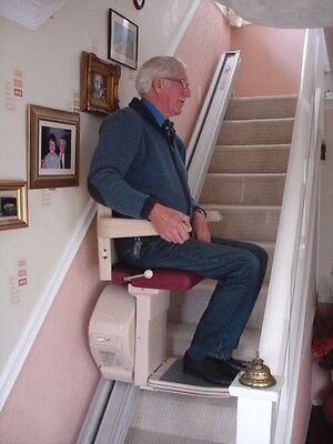 STANNAH STAIRLIFT MODEL 240 can deliver