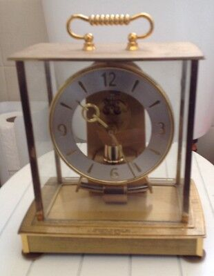Kundo Electromagnetic Vintage Clock No 2 - working