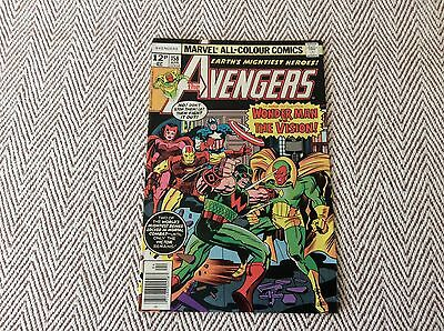THE AVENGERS No:158 Boarded & Sleeved - COMBINED POSTAGE OFFERED