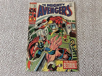 THE MIGHTY AVENGERS No:66 Boarded & Sleeved - COMBINED POSTAGE OFFERED