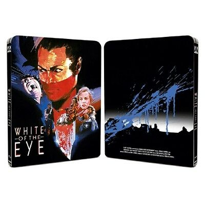 White Of The Eye : Limited Edition Steelbook - David Keith - Blu-Ray & DVD