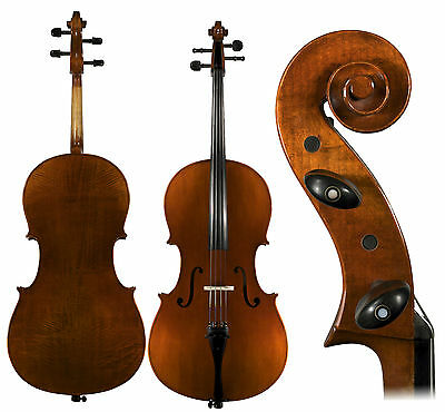 Violoncello - Cello 4/4 3/4 - Modello Stradivari - Set Studio - Fenice
