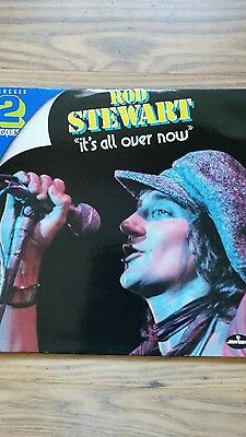 rod stewart  it's all over now  French rare 2 disc album