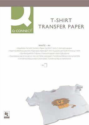 Connect T-shirt Transfer Paper A4