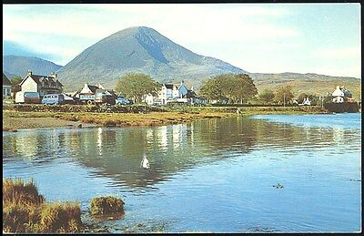 Broadford & Ben Na Caillich Isle Of Skye Posted 1972