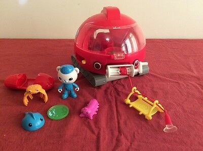 Octonauts Gup-X Shoot and Rescue Vehicle