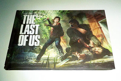 THE ART OF THE LAST OF US (Artbook)