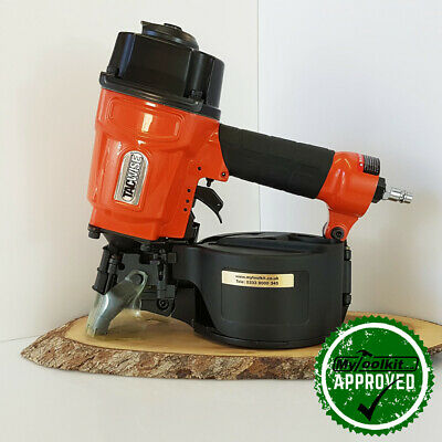 Tacwise 2.1-2.3 Flat Air Coil Nailer (25-57mm) GCN57P