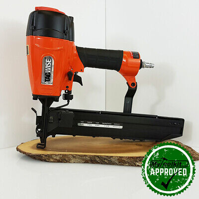 Tacwise 14 Series Heavy Duty Air Operated Framing Staple Gun (19-50mm) G1450V